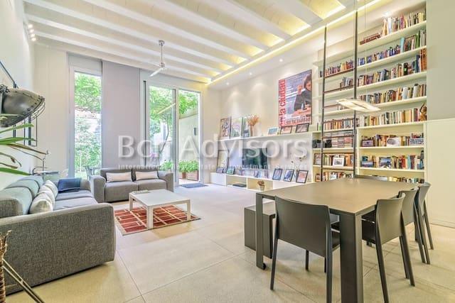 4 makuuhuone Omakotitalo vuokrattavana paikassa Barcelona kaupunki mukana  autotalli - 4 500 € (Ref: 6065913)