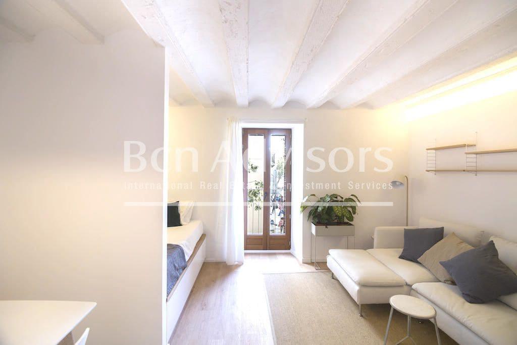 1 bedroom Flat for sale in Barcelona city - € 315,000 (Ref: 6141825)