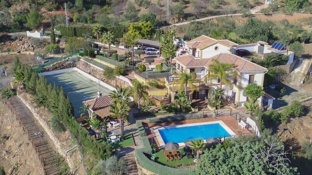 Hotel de 5 habitaciones en Alozaina en venta con piscina garaje - 799.000 € (Ref: 3315903)