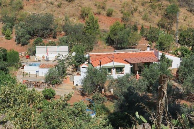 Finca/Casa Rural de 2 habitaciones en Estación de Cártama en venta con piscina garaje - 185.000 € (Ref: 4061920)