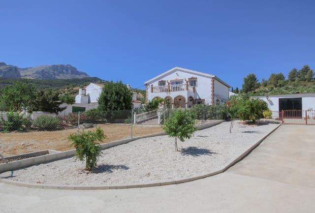 4 Zimmer Villa zu verkaufen in El Burgo mit Garage - 450.000 € (Ref: 4987005)