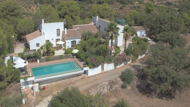 6 soverom Villa til salgs i Alozaina med svømmebasseng - € 675 000 (Ref: 5504104)