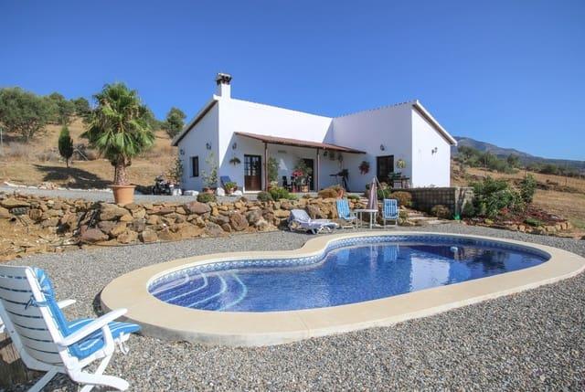 3 sovrum Villa till salu i Tolox med pool - 269 995 € (Ref: 5728313)