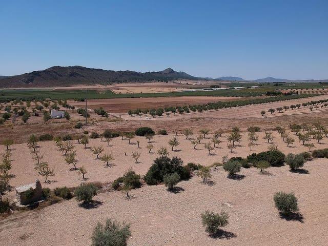 Ubebygd land til salgs i Caudete - € 49 995 (Ref: 1795919)