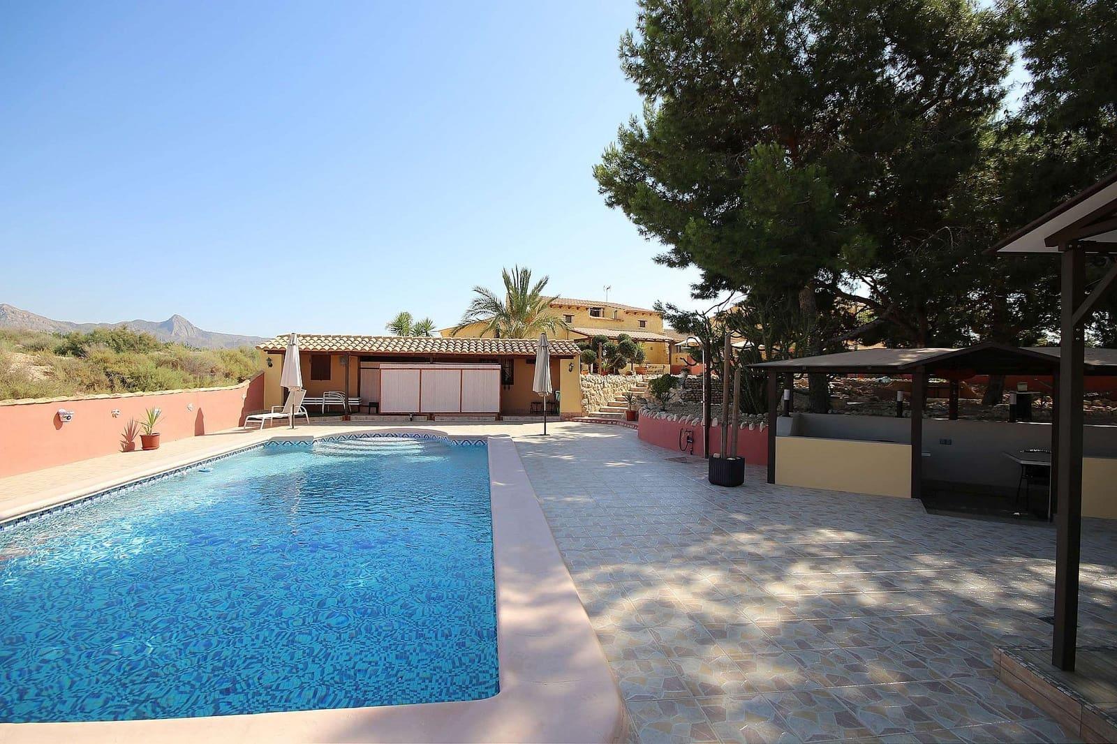 5 soverom Bedrift til salgs i La Murada med svømmebasseng - € 464 995 (Ref: 3338165)