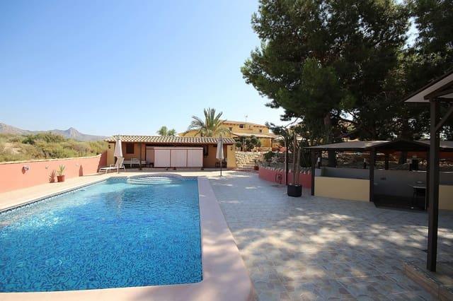5 sypialnia Biznes na sprzedaż w La Murada z basenem - 464 995 € (Ref: 3338165)