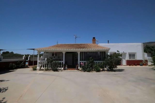 4 sypialnia Willa na sprzedaż w Caudete z basenem garażem - 169 950 € (Ref: 4074065)