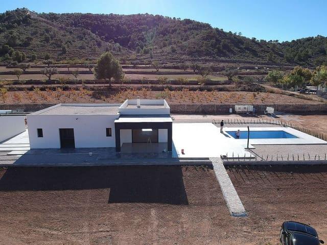 3 bedroom Villa for sale in Canada de la Lena with pool garage - € 249,995 (Ref: 4182887)