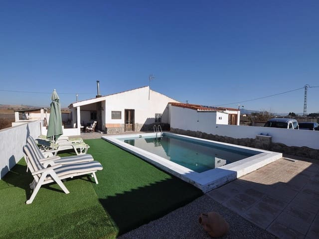 5 sypialnia Willa na sprzedaż w Villena z basenem - 139 995 € (Ref: 4383416)