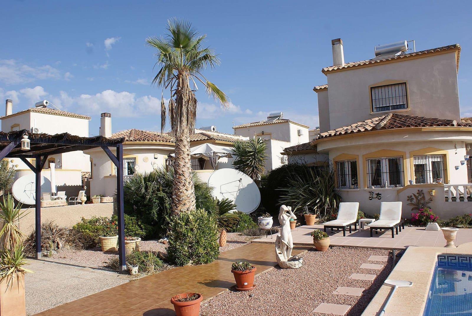 4 camera da letto Villa in vendita in Castalla con piscina - 149.995 € (Rif: 4755469)