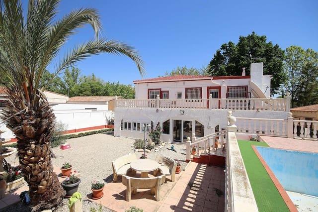 9 bedroom Villa for sale in Caudete with pool garage - € 229,000 (Ref: 5018317)