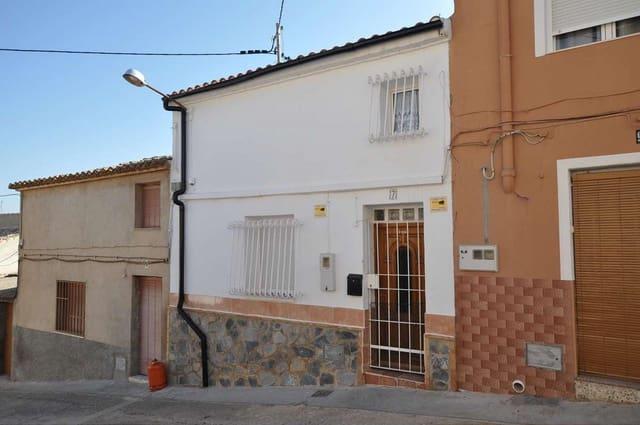3 sovrum Hus till salu i Caudete - 72 000 € (Ref: 5018451)