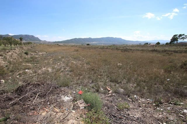 Undeveloped Land for sale in Sax - € 9,995 (Ref: 5018486)