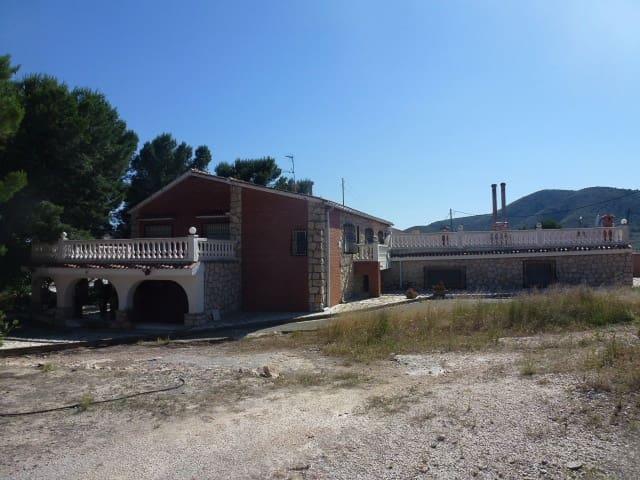 Finca/Casa Rural de 8 habitaciones en La Canalosa en venta con garaje - 325.000 € (Ref: 5604374)