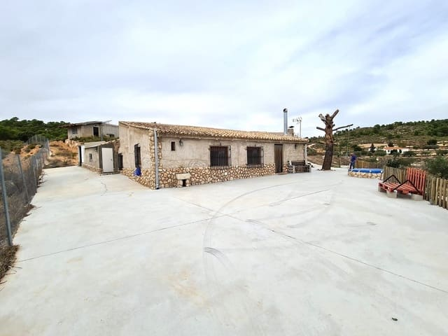 Casa Cueva de 3 habitaciones en Yecla en venta con garaje - 104.750 € (Ref: 5606620)