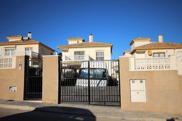 3 bedroom Villa for sale in Castalla with pool - € 164,499 (Ref: 5827663)