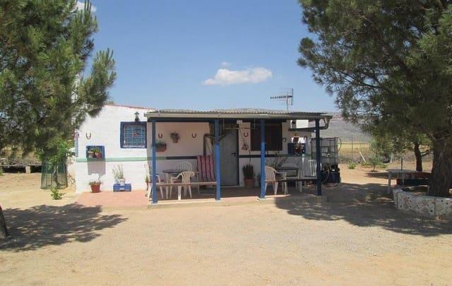 1 soveværelse Finca/Landehus til salg i Almansa - € 46.000 (Ref: 5864627)