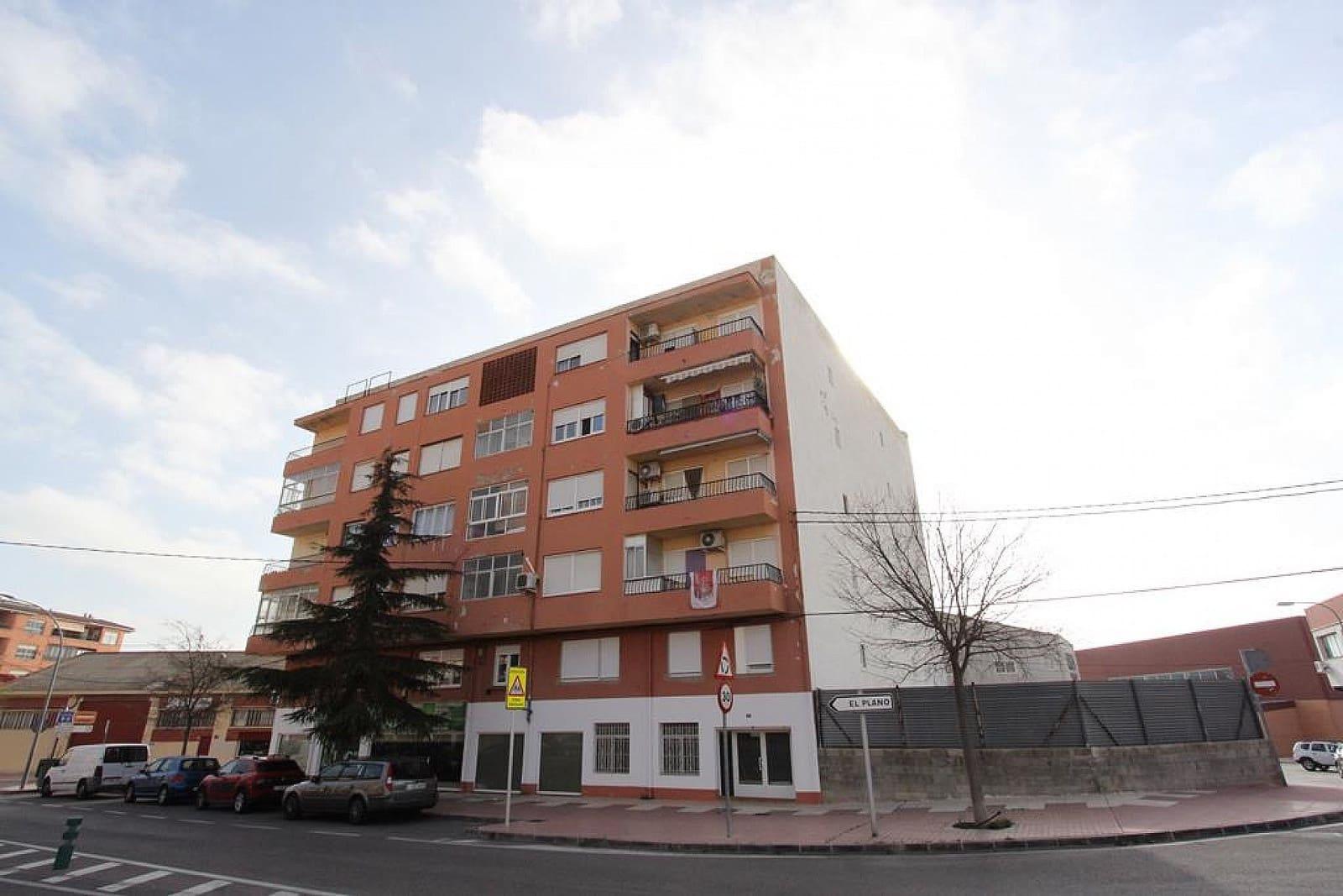 Apartamento de 4 habitaciones en Sax en venta - 34.995 € (Ref: 5929257)