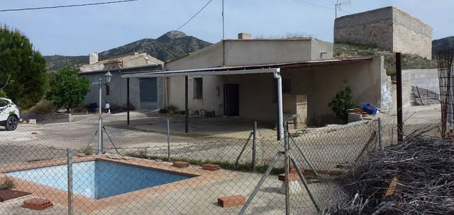 3 bedroom Cave House for sale in Abanilla with garage - € 99,000 (Ref: 5995260)