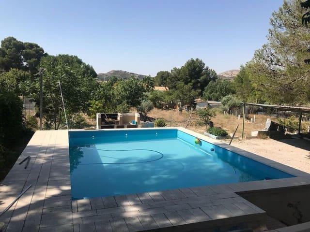 4 camera da letto Finca/Casa di Campagna in vendita in Sax con piscina garage - 124.995 € (Rif: 6091524)