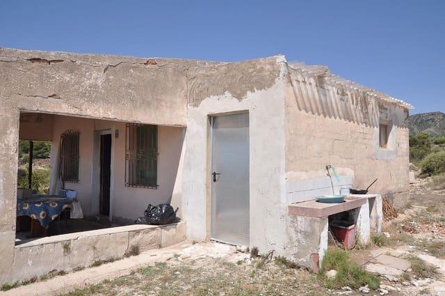 Ruine zu verkaufen in Monovar / Monover - 38.995 € (Ref: 6154116)