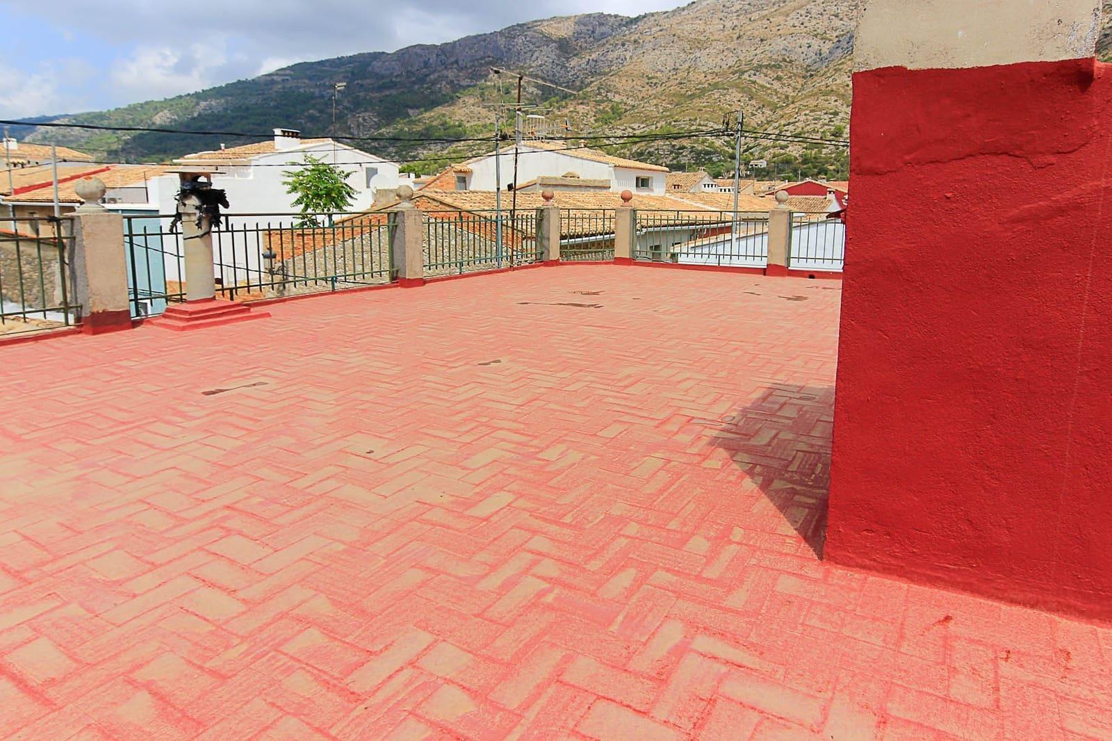 5 sypialnia Dom na sprzedaż w Benigembla / Benichembla - 100 000 € (Ref: 4889863)