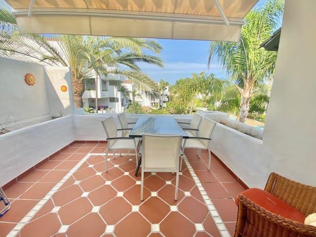 2 sypialnia Penthouse do wynajęcia w Costalita z basenem garażem - 1 200 € (Ref: 2741743)