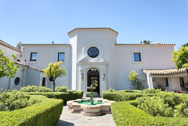 11 quarto Quinta/Casa Rural para venda em Guadalmina com piscina garagem - 9 950 000 € (Ref: 3048750)