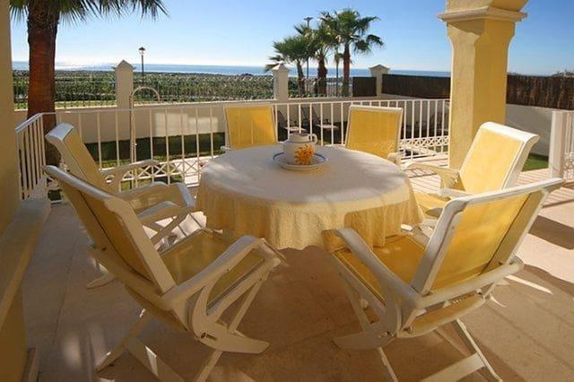 5 Zimmer Ferienvilla in Puerto Banus mit Pool Garage - 4.000 € (Ref: 3133440)