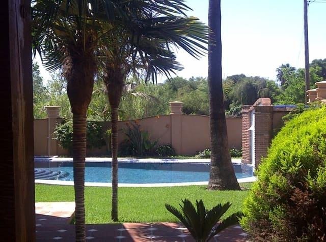 3 sypialnia Willa na kwatery wakacyjne w Costalita z basenem garażem - 7 000 € (Ref: 3172168)