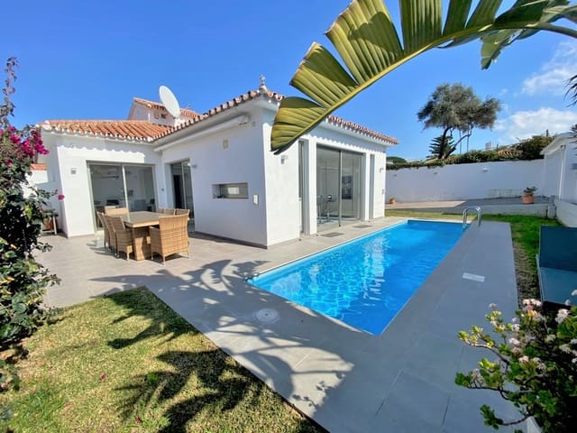 3 bedroom Villa for holiday rental in Golden Mile with pool garage - € 3,500 (Ref: 3193181)