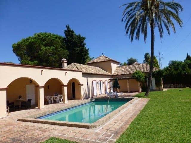 4 sypialnia Willa do wynajęcia w El Paraiso z basenem - 2 000 € (Ref: 3591975)