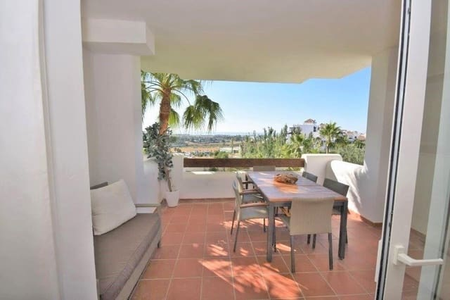 2 Zimmer Ferienapartment in Benahavis mit Pool - 700 € (Ref: 3612170)