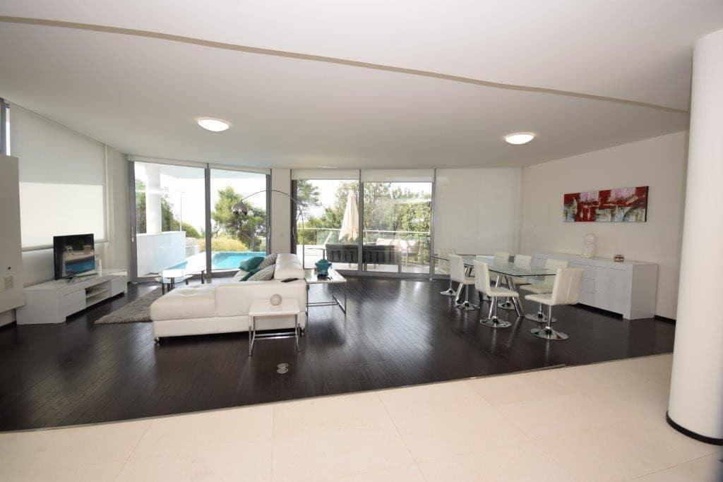 4 soverom Hus til leie i Marbella med svømmebasseng garasje - € 10 000 (Ref: 4392533)