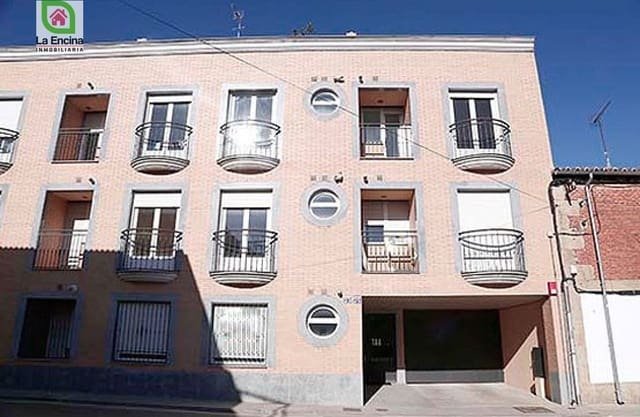 1 quarto Apartamento para venda em Castellanos de Moriscos com garagem - 47 579 € (Ref: 6136473)