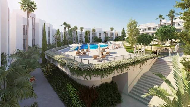4 soveværelse Rækkehus til salg i Los Flamingos med swimmingpool garage - € 298.000 (Ref: 3521563)