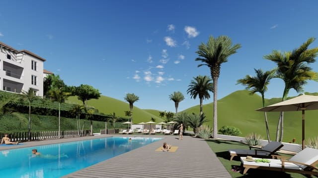 3 soveværelse Bungalow til salg i Manilva med swimmingpool garage - € 161.000 (Ref: 5605546)