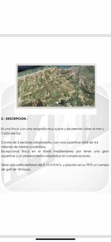 Działka budowlana na sprzedaż w Sotogrande - 32 000 000 € (Ref: 5905623)