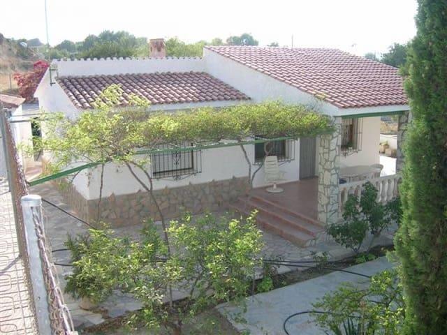 Chalet de 3 habitaciones en Rebolledo en venta con piscina - 252.350 € (Ref: 3165875)