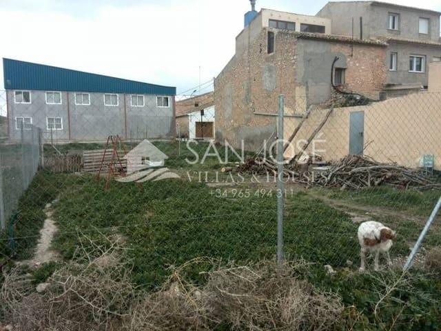 Terreno para Construção para venda em Villena - 49 000 € (Ref: 3589565)
