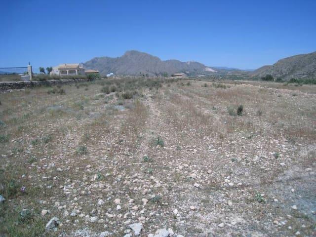 Teren niezagospodarowany na sprzedaż w La Murada - 90 000 € (Ref: 3589663)