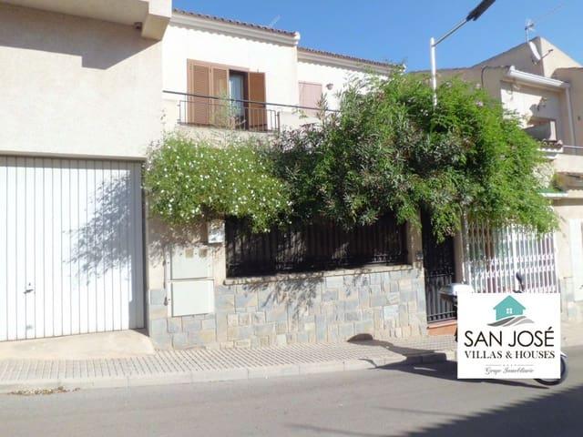 3 soveværelse Rækkehus til salg i Pinoso - € 113.000 (Ref: 3590193)