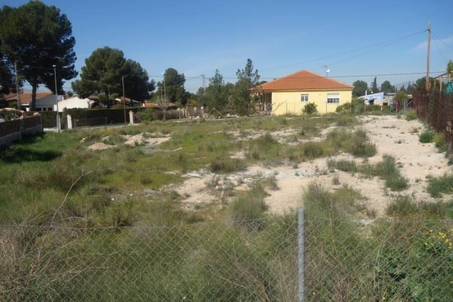 Działka budowlana na sprzedaż w Molina de Segura - 126 000 € (Ref: 3590285)