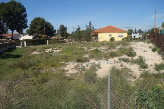 Bauplatz zu verkaufen in Molina de Segura - 126.000 € (Ref: 3590285)