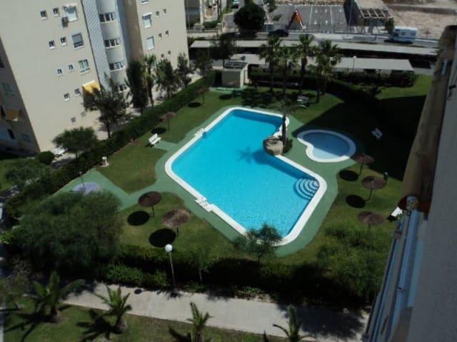 3 sypialnia Apartament na sprzedaż w Urbanova z basenem - 226 600 € (Ref: 3590577)