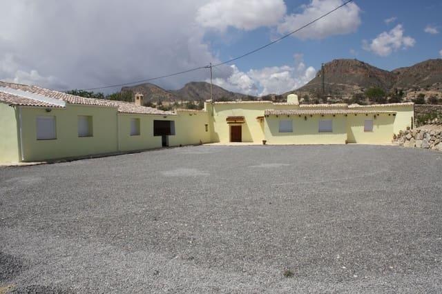 9 soveværelse Hulehus til salg i La Alcoraya - € 216.300 (Ref: 3590870)