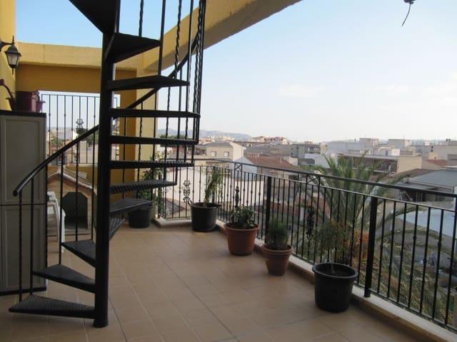 2 sovrum Takvåning till salu i Monforte del Cid - 135 000 € (Ref: 3651845)