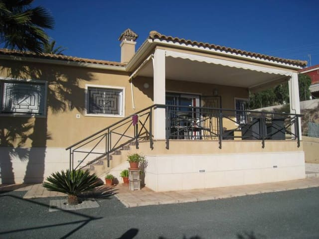 3 bedroom Villa for sale in Montesol with pool - € 190,000 (Ref: 3658530)