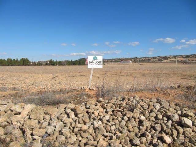 Terreno para Construção para venda em Almansa - 80 000 € (Ref: 4454847)