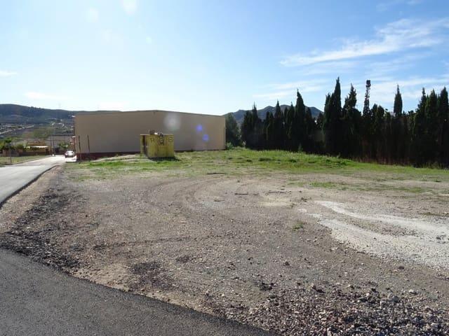 Byggegrund til salg i Hondon de los Frailes - € 82.260 (Ref: 4867768)
